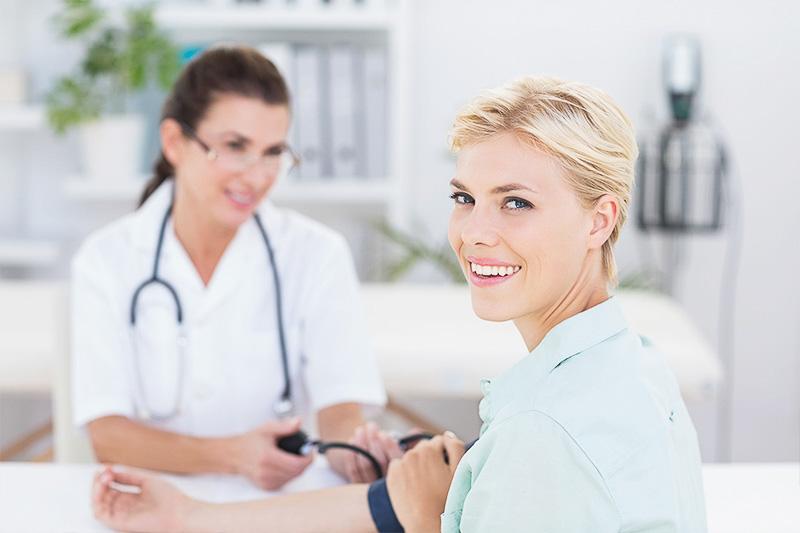 doctor besmax ia tensiunea unui pacient